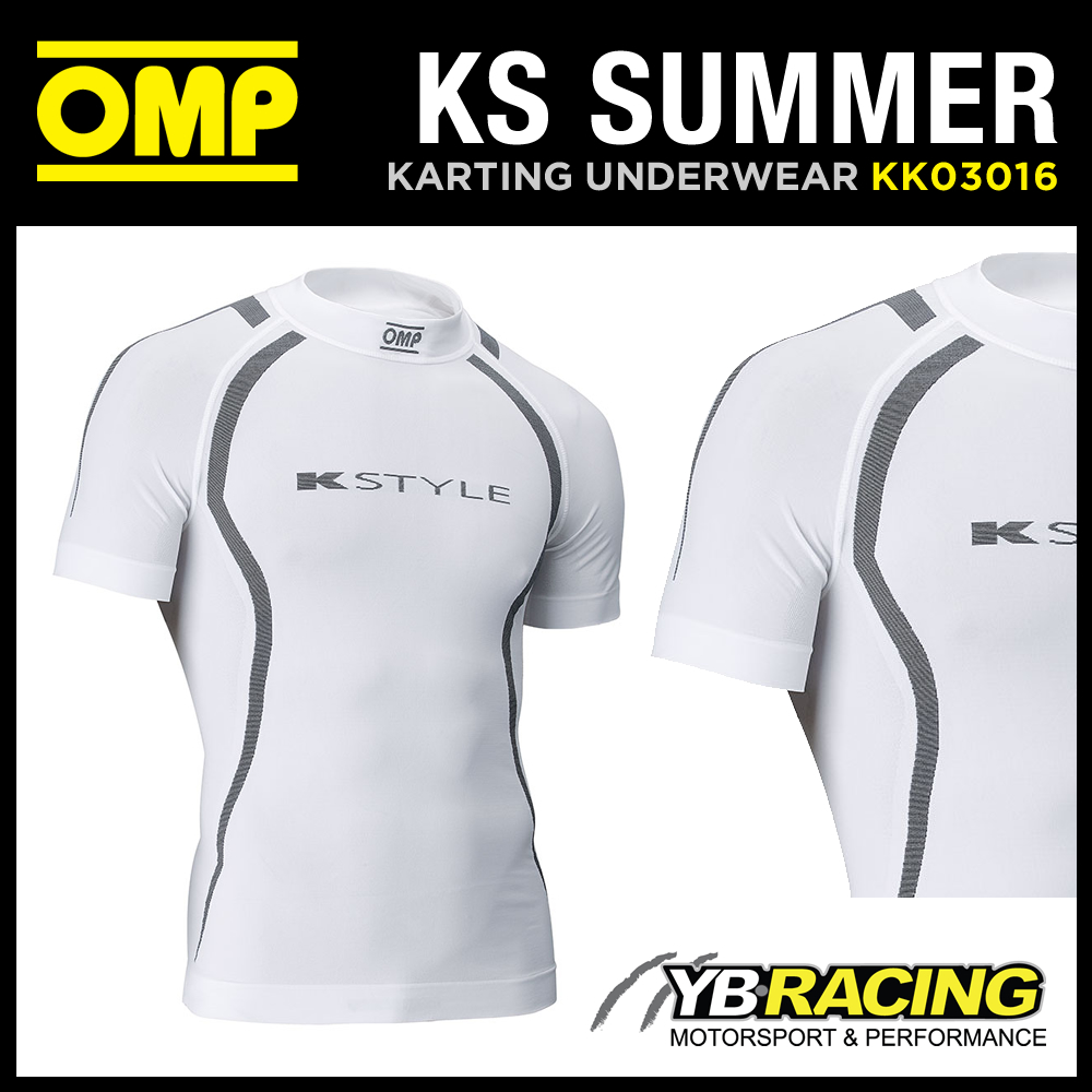 KK03016 OMP KART KS SUMMER SHIRT