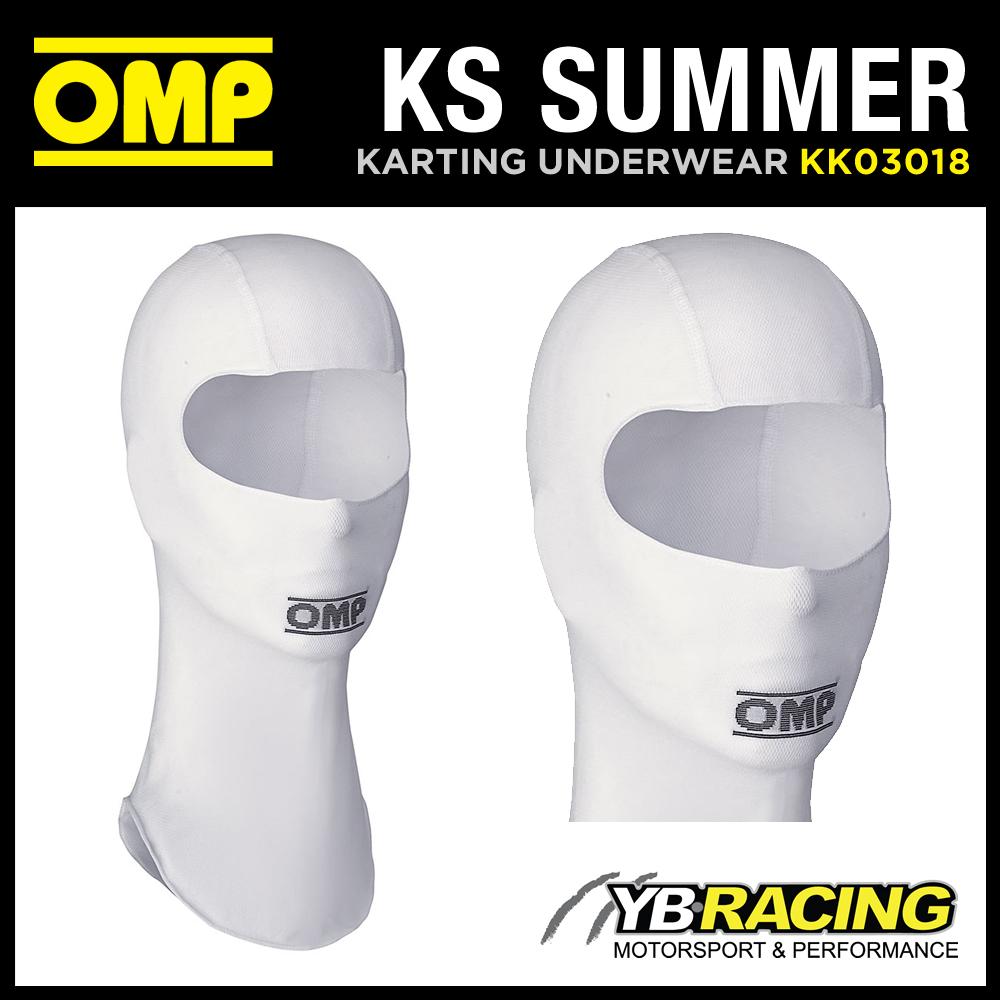 KK03018 OMP KART KS SUMMER BALACLAVA