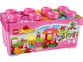 10571 LEGO Duplo All-In-One-Pink-Box-Of-Fun DUPLO DUPLO CREATIVE PLAY