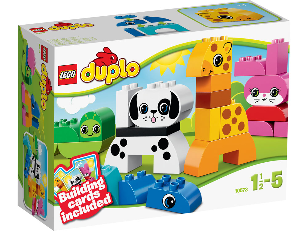 10573 LEGO Creative Animals DUPLO DUPLO CREATIVE PLAY