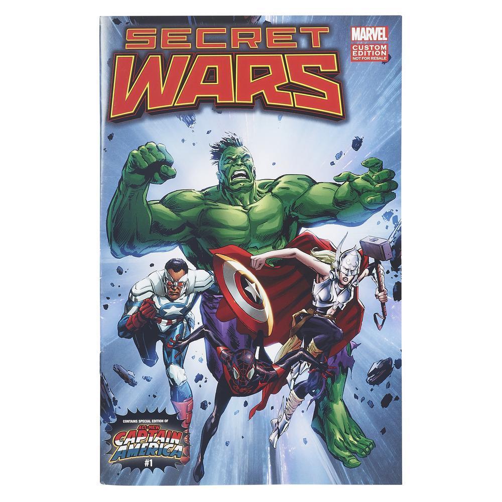 Vance Astro /& Captain America bouclier brandissant une figures Comic Book Marvel Legends