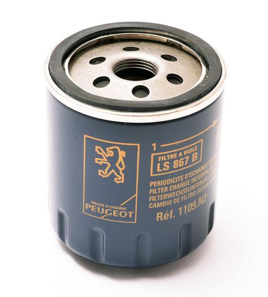 Peugeot 106 Oil Filter all 106 models 91-99 inc 1.1 1.4 1.6 XS XSi RALLYE GTi Thumbnail 2