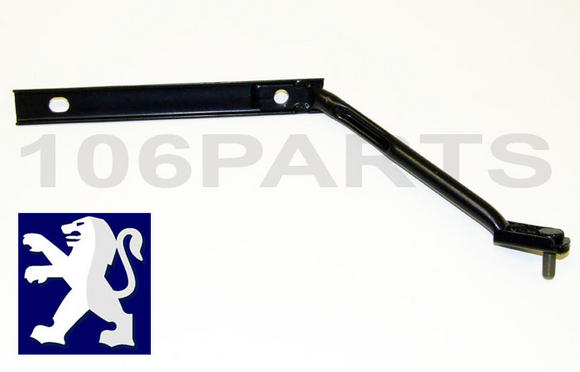 Peugeot 106 L/H Chassis Support 106 S2 models only 96-03 GTi RALLYE S16 - New Thumbnail 3