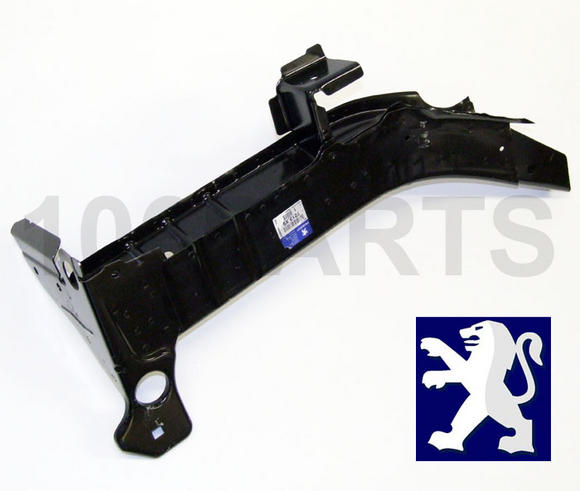 DISCONTINUED Peugeot 106 R/H Front Lower Chassis Panel all 106 models exc 1.0 1.1 - Genuine Thumbnail 2