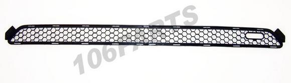 Peugeot 106 Rear Bumper Lower Grill RALLYE GTi QUIKSILVER S16 SPORT - Genuine Thumbnail 3