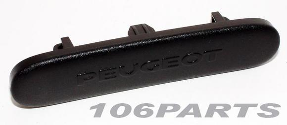 Peugeot 106 Dashboard Badge for 106 GTi 16v S16 - New Genuine Peugeot Part Thumbnail 3