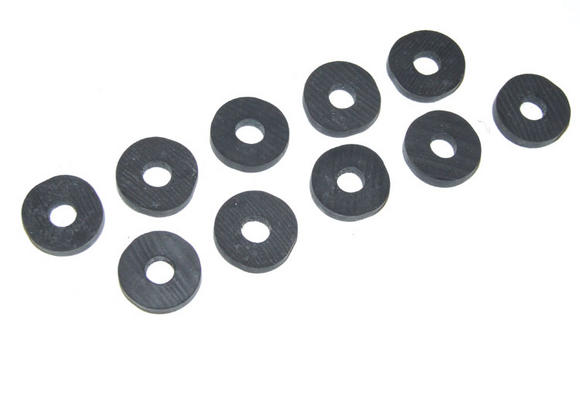Peugeot 106 Wheel Arch Washers (10) Rallye GTi S16 Quiksilver - Genuine Peugeot Thumbnail 3