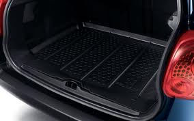 PEUGEOT 207 BOOT AREA CARPET MAT [SW] SPORTS WAGON GENUINE PEUGEOT ACCESSORY! Thumbnail 1