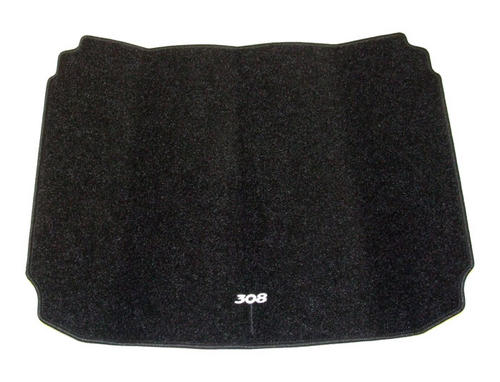 PEUGEOT 308 BOOT AREA CARPET MAT [Hatchback] 1.6 2.0 PETROL & DIESEL NEW! Thumbnail 1