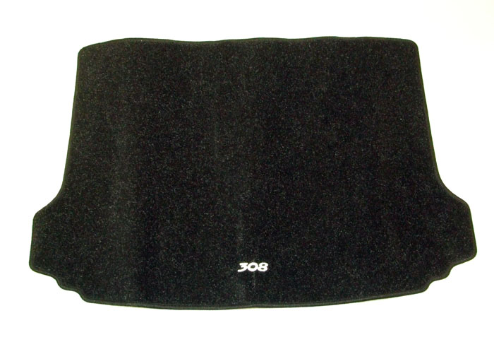 PEUGEOT 308 BOOT AREA CARPET MAT [SW] SPORTS WAGON GENUINE PEUGEOT ACCESSORY!