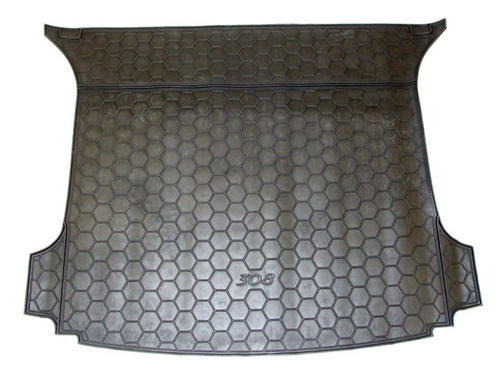 PEUGEOT 308 BOOT AREA RUBBER MAT [SW] SPORTS WAGON GENUINE PEUGEOT ACCESSORY! Thumbnail 1