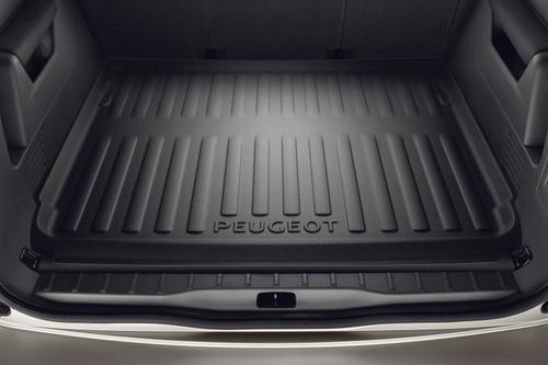 PEUGEOT 5008 BOOT LINER [Fits all 5008 models] 1.6 2.0 HDI GENUINE PEUGEOT PART! Thumbnail 1