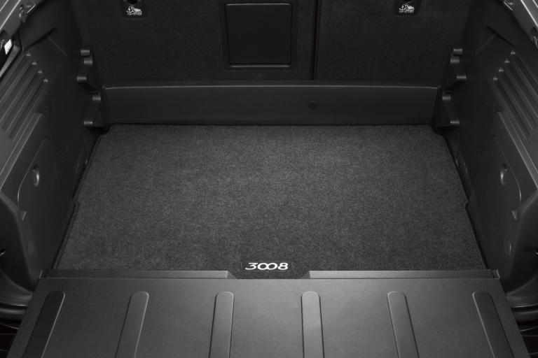Peugeot 3008 Boot Mat Fits All 3008 Models 1 6 Thp 2 0