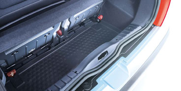 PEUGEOT 1007 BOOT PROTECTION TRAY [Fits all 1007 models] 1.4 1.6 & HDI NEW! Thumbnail 1