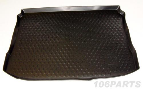 PEUGEOT 307 BOOT PROTECTION TRAY [3dr & 5dr hatchback] 1.6 2.0 XSI HDI NEW! Thumbnail 1