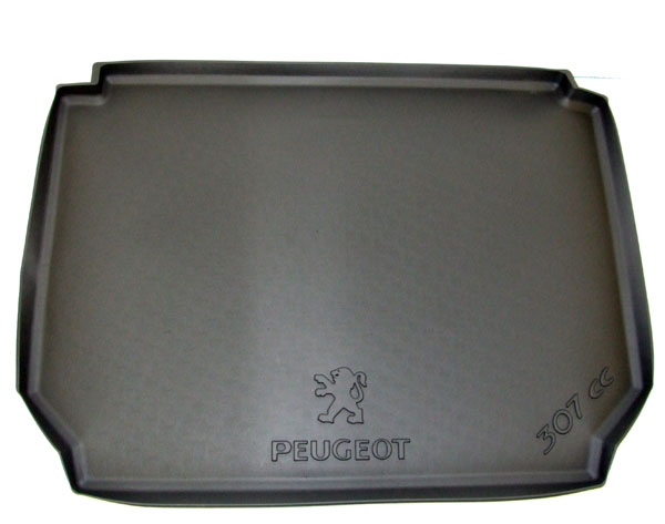 PEUGEOT 307 BOOT PROTECTION TRAY [CC] COUPE-CABRIOLET GENUINE PEUGEOT ACCESSORY!