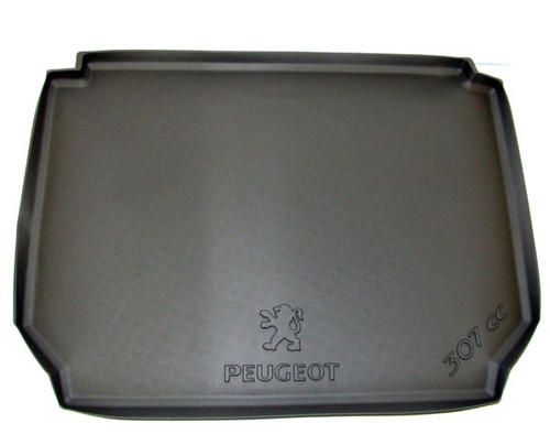PEUGEOT 307 BOOT PROTECTION TRAY [CC] COUPE-CABRIOLET GENUINE PEUGEOT ACCESSORY! Thumbnail 1