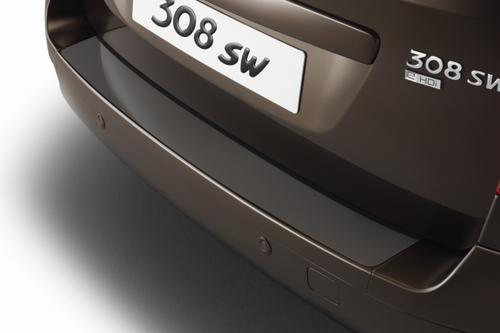 PEUGEOT 308 BOOT SILL PROTECTOR [SW] SPORTS WAGON GENUINE PEUGEOT ACCESSORY ITEM Thumbnail 1