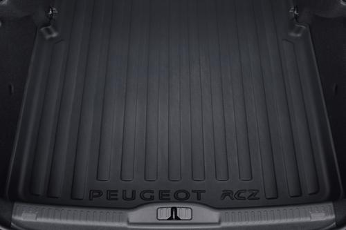 PEUGEOT RCZ BOOT TRAY [Fits all RCZ models] 1.6 TURBO THP 2.0 HDI GENUINE PARTS Thumbnail 1
