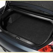 PEUGEOT 407 BOOT TRAY [Coupe models] V6 HDI GENUINE PEUGEOT ACCESSORY ITEM NEW! Thumbnail 1