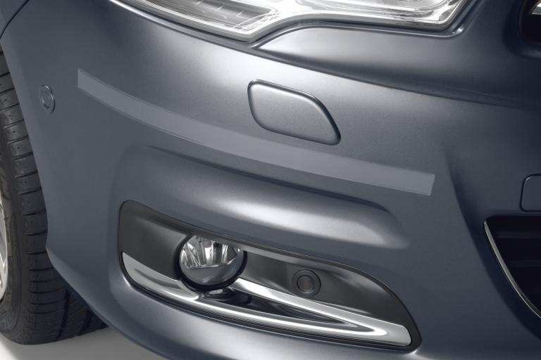 PEUGEOT 308 BUMPER RUBBING STRIPS CLEAR [Fits all 308 models] 1.4 1.6 TURBO HDI