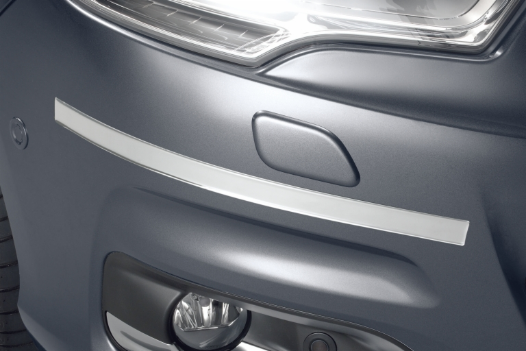 PEUGEOT 308 BUMPER RUBBING STRIPS CHROME [all 308 models] 1.4 1.6 TURBO HDI