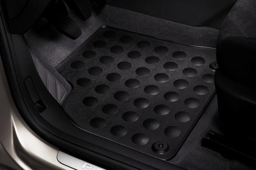 PEUGEOT 3008 CARPET MATS [Fits all 3008 models] 1.6 THP 2.0 HDI GENUINE PEUGEOT Thumbnail 1