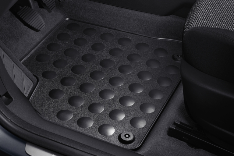 PEUGEOT 3008 FRONT CARPET MATS [Fits all 3008 models] 1.6 THP 2.0 HDI