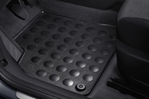 PEUGEOT 3008 FRONT CARPET MATS [Fits all 3008 models] 1.6 THP 2.0 HDI Thumbnail 1