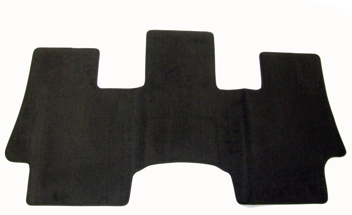PEUGEOT 807 CARPET MATS 2nd ROW [Not suitable for 6 seat executive SE] MPV
