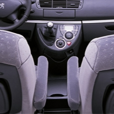 PEUGEOT 807 CENTRE CONSOLE [Fits all 807 models] MPV GENUINE PEUGEOT ACCESSORY! Thumbnail 1