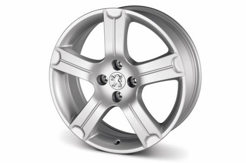 "PEUGEOT 5008 CEREUS 18"" ALLOY WHEEL [Fits all 5008 models] 1.6 2.0 HDI NEW! Thumbnail 1"