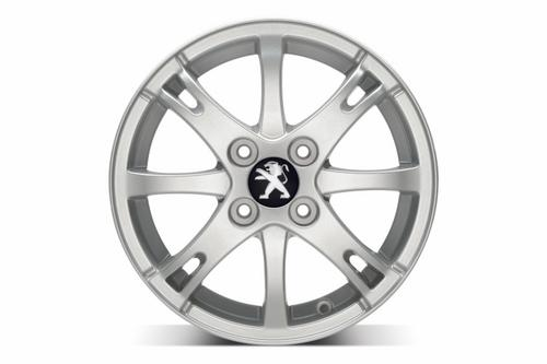 "PEUGEOT 107 CITY 14"" ALLOY WHEEL [Fits all 107 models] 1.0 1.4 HDi GENUINE PARTS Thumbnail 1"