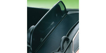 PEUGEOT 206 COUPE CABRIOLET WIND STOP [CC] COUPE-CABRIOLET GENUINE PEUGEOT PART! Thumbnail 1