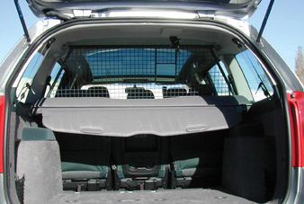 PEUGEOT 307 DOG GUARD SW [Estate] SPORTS WAGON NEW GENUINE PEUGEOT ...