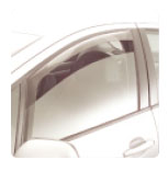 PEUGEOT 407 DOOR WIND DEFLECTOR [Saloon & SW] 1.6 2.0 2.2 V6 HDI GENUINE PEUGEOT