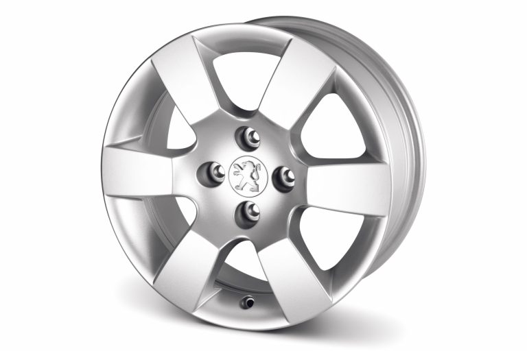 "PEUGEOT 5008 ERIS 16"" ALLOY WHEEL [Fits all 5008 models] 1.6 2.0 HDI NEW!"