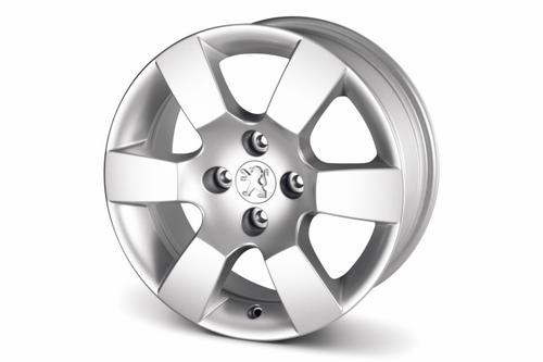 "PEUGEOT 5008 ERIS 16"" ALLOY WHEEL [Fits all 5008 models] 1.6 2.0 HDI NEW! Thumbnail 1"