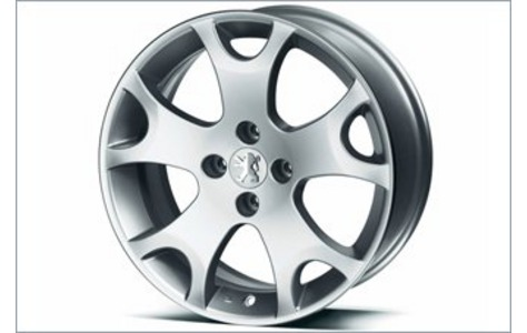 "PEUGEOT 1007 EVEANYS 16"" ALLOY WHEEL [Fits all 1007 models] 1.4 1.6 & HDI NEW! Thumbnail 1"