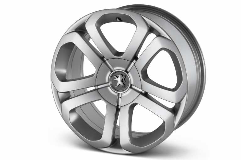 "PEUGEOT 3008 GALIUM 17"" ALLOY WHEEL [Fits all 3008 models] 1.6 THP 2.0 HDI NEW!"