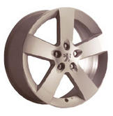 "PEUGEOT 407 HORTAZ 17"" ALLOY WHEEL [Fits all 407 models] 1.6 2.0 2.2 V6 HDI NEW!"