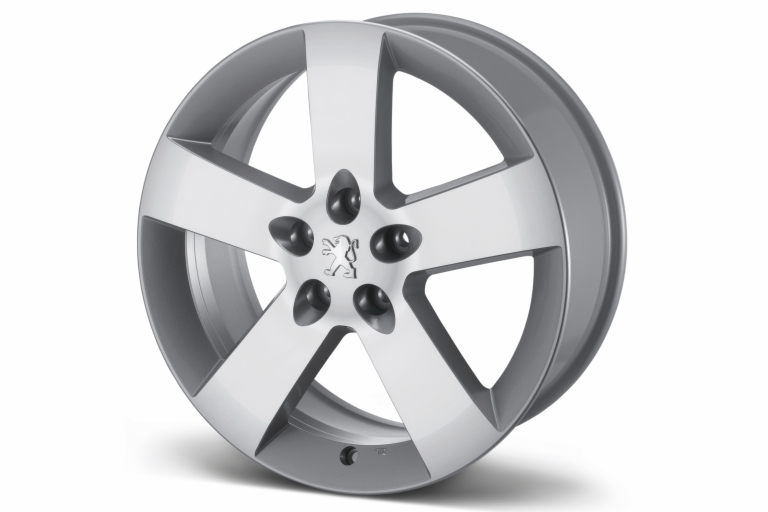 "PEUGEOT 4007 HORTAZ 18"" ALLOY WHEEL [Fits all 4007 models] 2.2 HDI GENUINE PARTS"