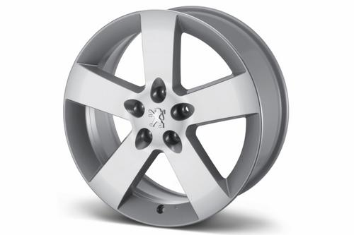 "PEUGEOT 4007 HORTAZ 18"" ALLOY WHEEL [Fits all 4007 models] 2.2 HDI GENUINE PARTS Thumbnail 1"