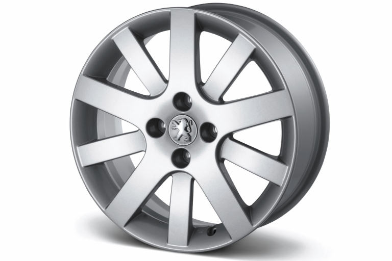 "PEUGEOT 308 IZALCO 16"" ALLOY WHEEL [Fits all 308 models] 1.4 1.6 TURBO HDI NEW!"