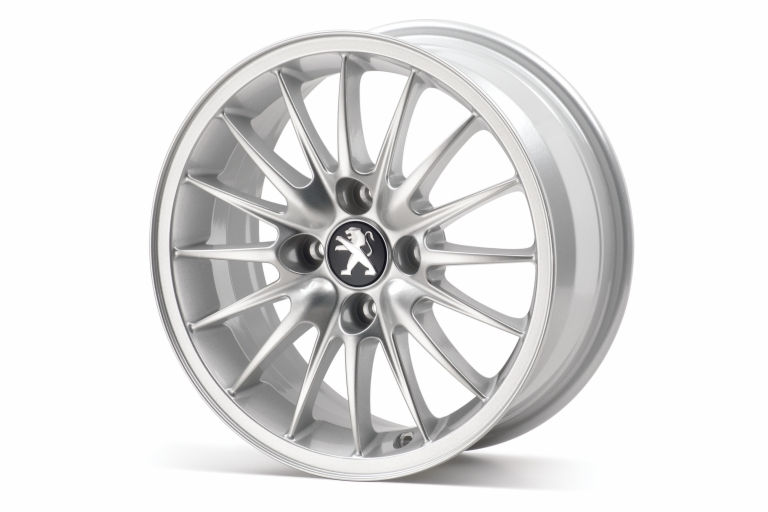 "PEUGEOT 308 JET 15"" ALLOY WHEEL [Fits all 308 models] 1.4 1.6 TURBO HDI NEW!"