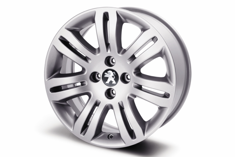 "PEUGEOT 308 KAPSIKI 17"" ALLOY WHEEL [Fits all 308 models] 1.4 1.6 TURBO HDI NEW!"