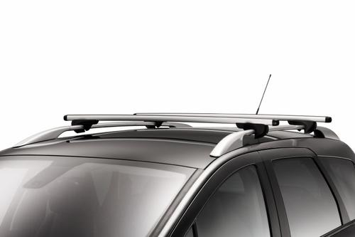 PEUGEOT 308 LOCKABLE ROOF BARS [SW] SPORTS WAGON GENUINE PEUGEOT ACCESSORY ITEM Thumbnail 1