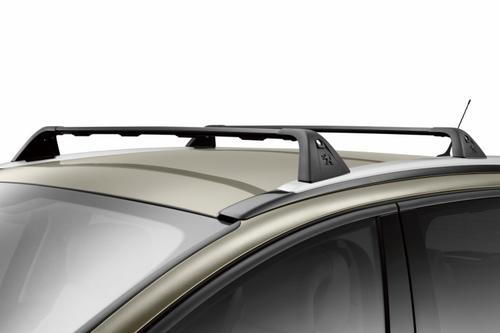 PEUGEOT 5008 LOCKABLE ROOF BARS QUICK RELEASE [all 5008 models] 1.6 2.0 HDI Thumbnail 1