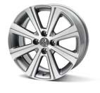 "PEUGEOT 308 MELBOURNE 17"" ALLOY WHEEL [Fits all 308 models] 1.4 1.6 TURBO HDI Thumbnail 1"