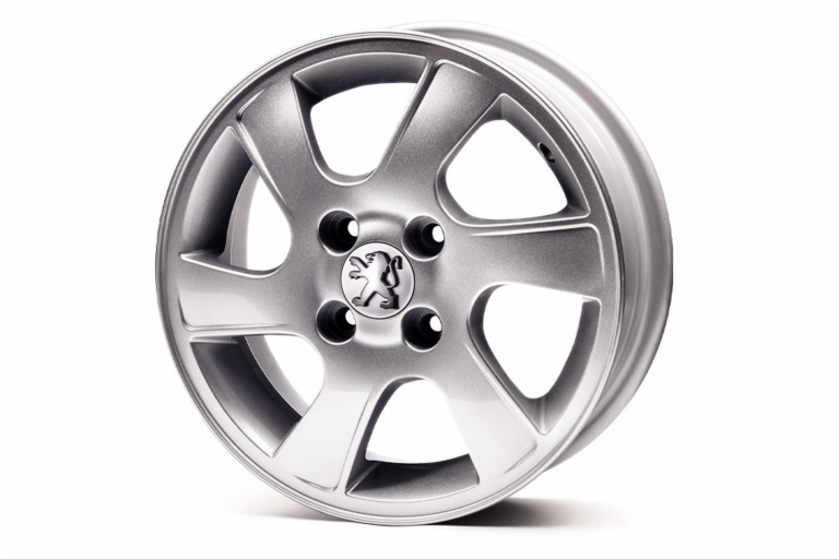 "PEUGEOT 107 NEMOS 14"" ALLOY WHEEL [Fits all 107 models] 1.0 1.4 HDi NEW!"